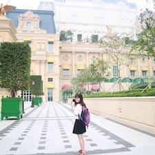 Perfil do usuário de Yongxin