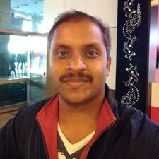 Profil utilisateur de Prasanth