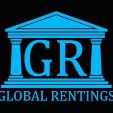 Perfil do usuário de Global Rentings