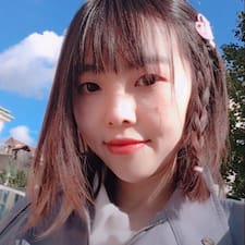 晴 felhasználói profilja