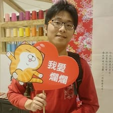 Perfil do utilizador de Jia-Jheng