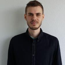 Gebruikersprofiel Sebastien