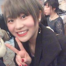 Perfil do usuário de Honoka