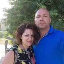 Sonia E Marcello felhasználói profilja