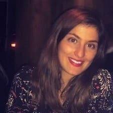 Alessandra的用戶個人資料
