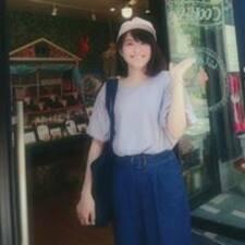 Kasumi - Uživatelský profil