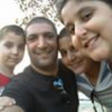Haim felhasználói profilja