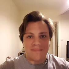 Jordan - Uživatelský profil