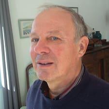 Herve felhasználói profilja