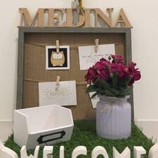 Gebruikersprofiel Medina