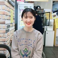Mingyeong Kullanıcı Profili