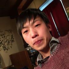 Perfil do utilizador de Takayuki