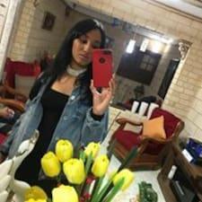 Ana Flavia - Uživatelský profil