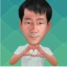 Perfil do usuário de Won Sik