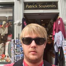 Användarprofil för Patrick