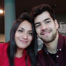 Matias & Melissa Brugerprofil