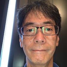 Nutzerprofil von Hideaki