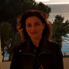Nutzerprofil von Alessandra Margherita