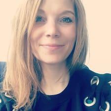 Kamilla felhasználói profilja