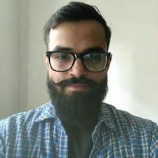 Dhaval felhasználói profilja