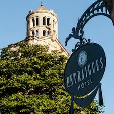 Profil korisnika Hôtel  Entraigues****