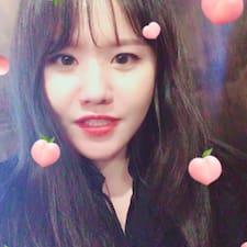 Perfil do utilizador de Minjung