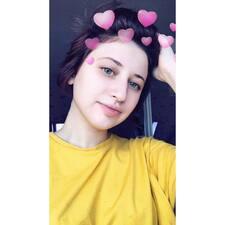 Profil utilisateur de Alysée