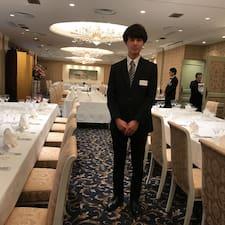 Profil utilisateur de 椎名