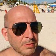 José Luis felhasználói profilja