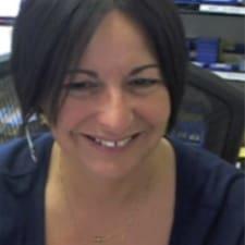 Kelly felhasználói profilja