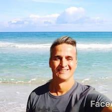 Profil Pengguna Fábio