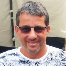 Perfil do usuário de Frédéric
