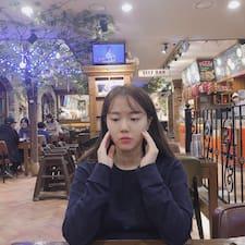 Profil utilisateur de JooMyoung