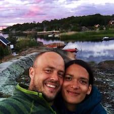 Profilo utente di Cecilie & Eivind