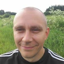 Paavo User Profile