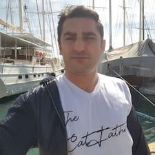 Profil utilisateur de Yener