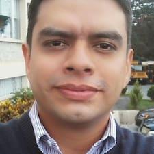 Profil Pengguna Luis Arturo