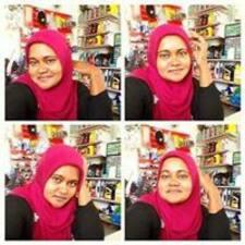 Profilo utente di Aminath