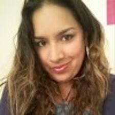 Maria Catalina felhasználói profilja