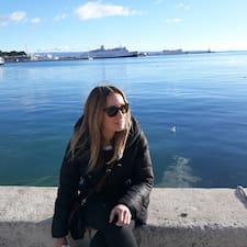 Zerina User Profile