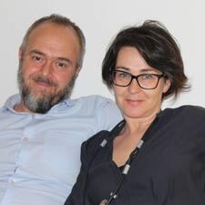 Nadia E Giuseppe Brugerprofil