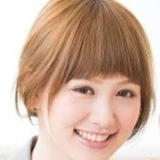 Perfil do utilizador de Mina