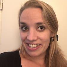 Riëtte felhasználói profilja
