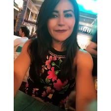 Profil utilisateur de Anahí