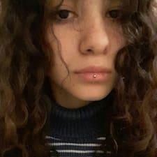 Användarprofil för Luciana Angélica Victoria