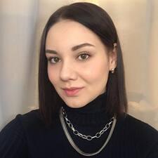 Daryna Brukerprofil