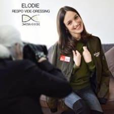 Elodie的用戶個人資料
