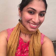 Aparna的用戶個人資料