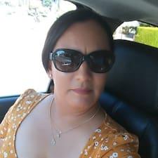 Maricruz felhasználói profilja