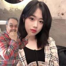 Perfil do usuário de 이영